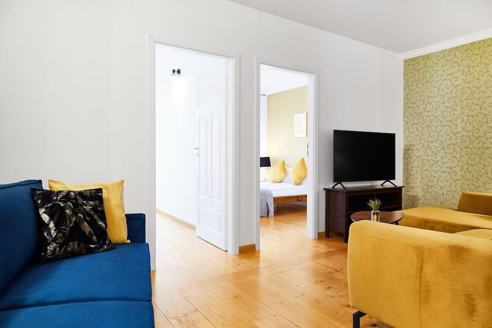 Design Διαμέρισμα - Καθιστικό