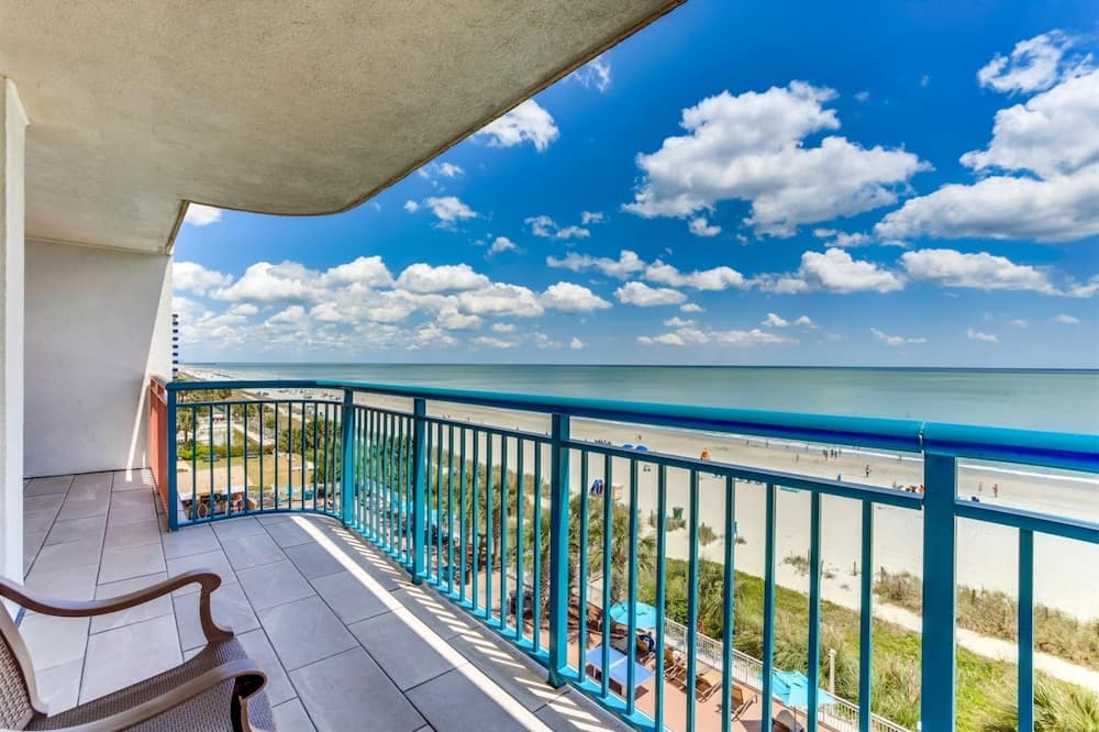 Māja (Paradise Resort 410) - Balkons