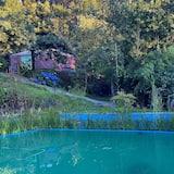 Cabin, 1 Queen Bed - Pool