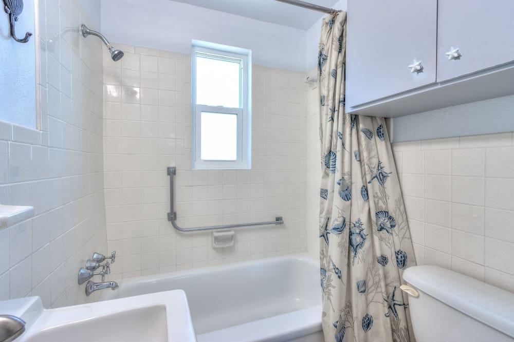 公寓客房, 1 間臥室 - 浴室