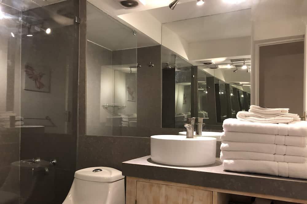 Elite-Apartment - Badezimmer