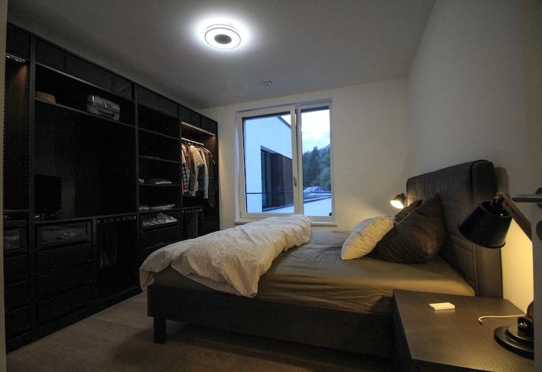 High End 2 Bedrooms Penthouse 5' from Kirchberg & Lux City Center, ลักเซมเบิร์กซิตี้, ห้องพัก
