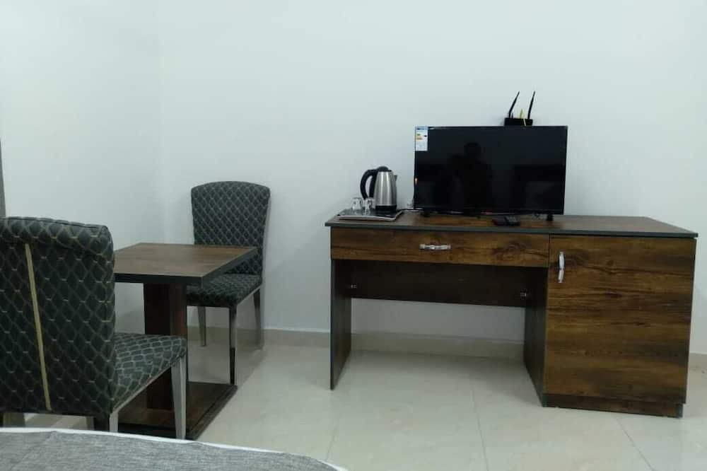 Deluxe-Studio, Küche - Wohnbereich
