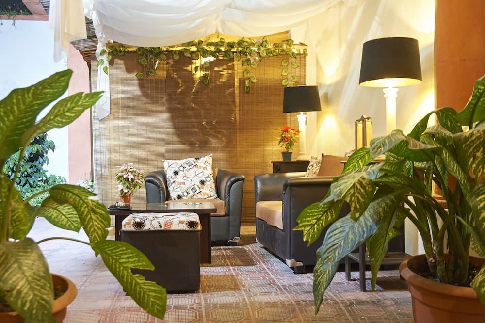 Apartament luksusowy typu Studio - Powierzchnia mieszkalna