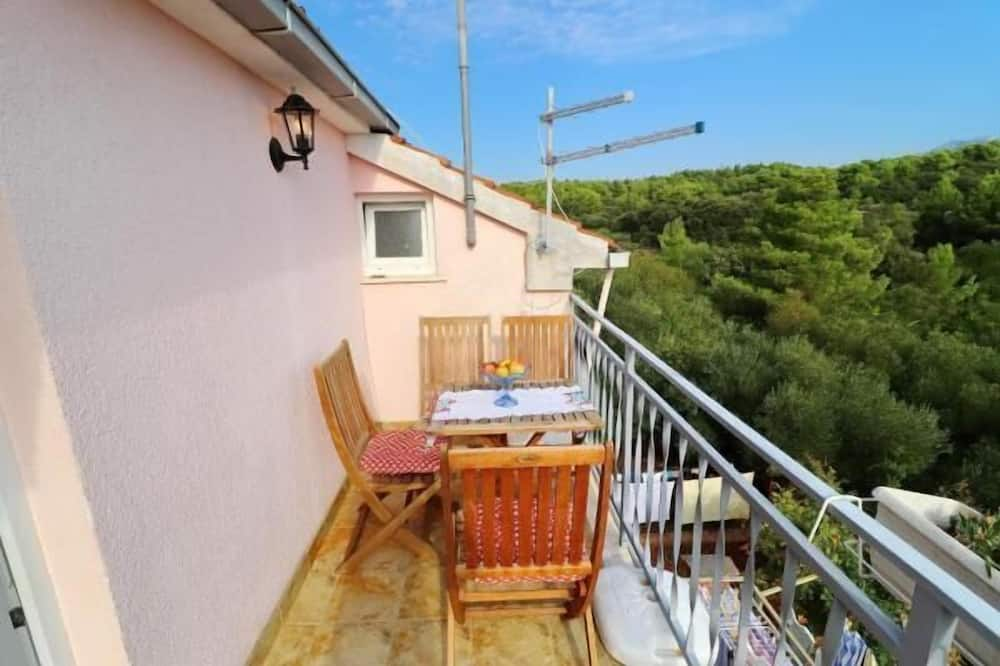 Apart Daire (Two Bedroom Apt with Balcony) - Balkon