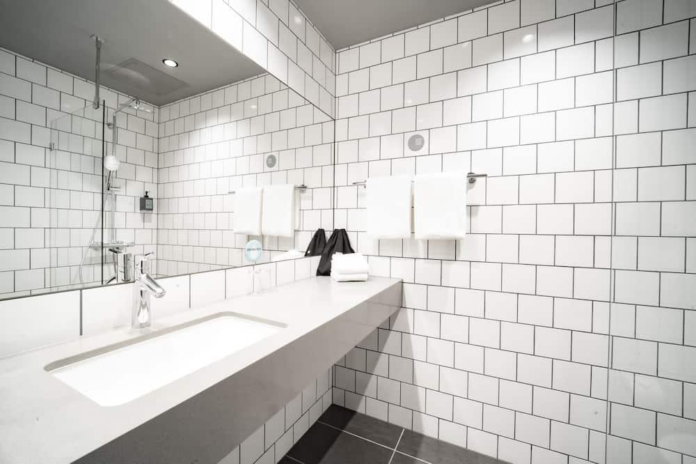 Kahden hengen huone (Moderate) - Kylpyhuone