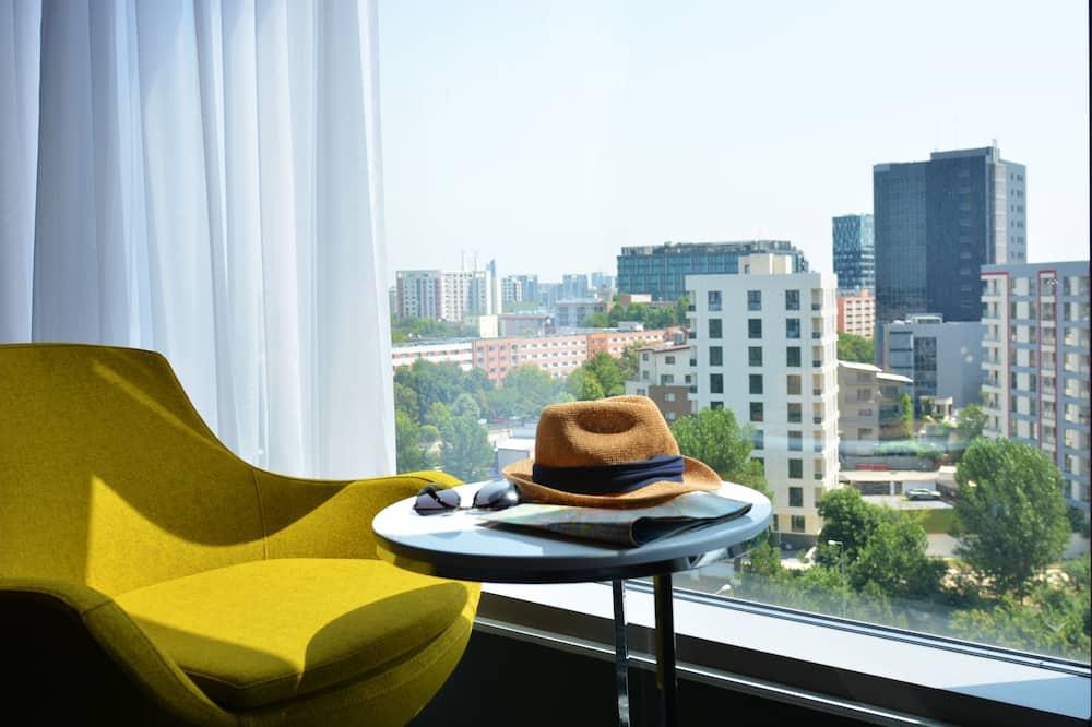 Suite, 1 cama de casal com sofá-cama, Vista - Vista para a Cidade