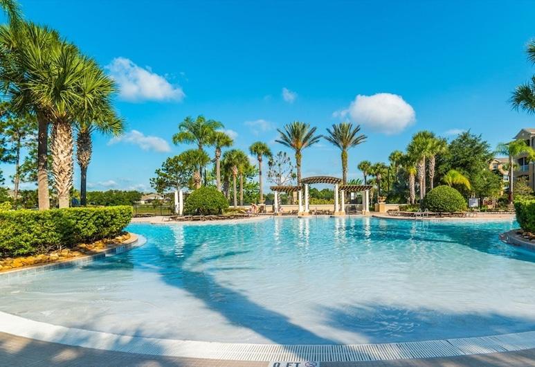 Windsor Hills Condominiums by Global Resort Homes, Kissimmee, Byt, 2 spálne, Bazén