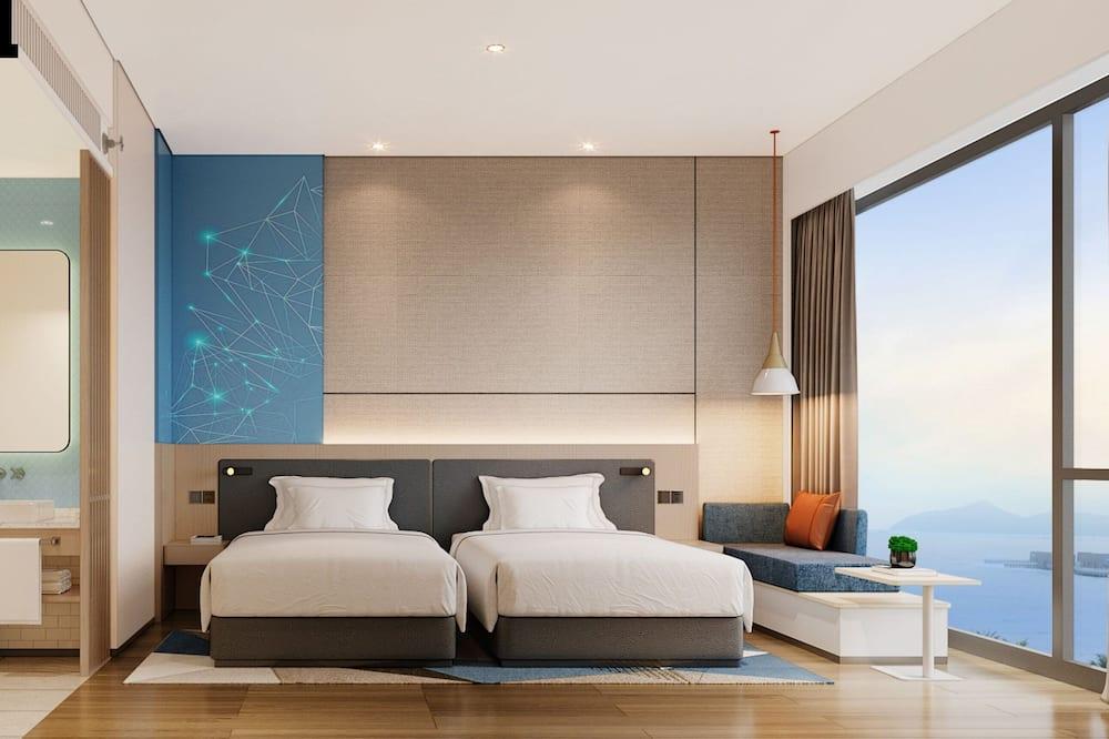 חדר סטנדרט, 2 מיטות יחיד - חדר אורחים