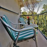 Apartment (Two Bedroom Apartment -Terrace and Ga) - Balcony