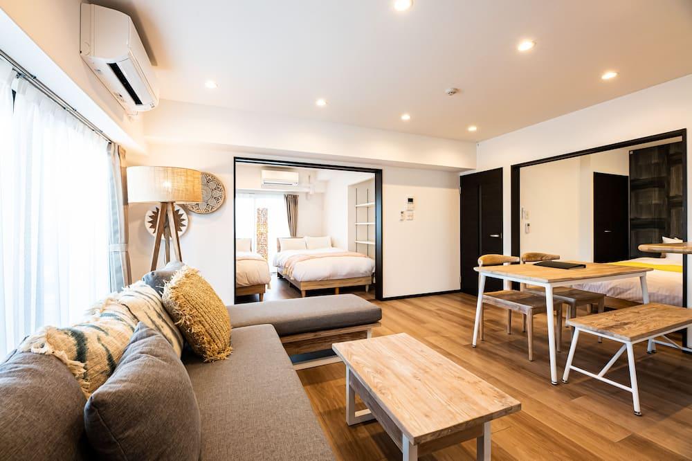 Deluxe Διαμέρισμα, Μη Καπνιστών - Καθιστικό
