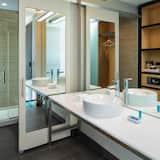 Номер, 1 ліжко «кінг-сайз», для некурців - Ванна кімната