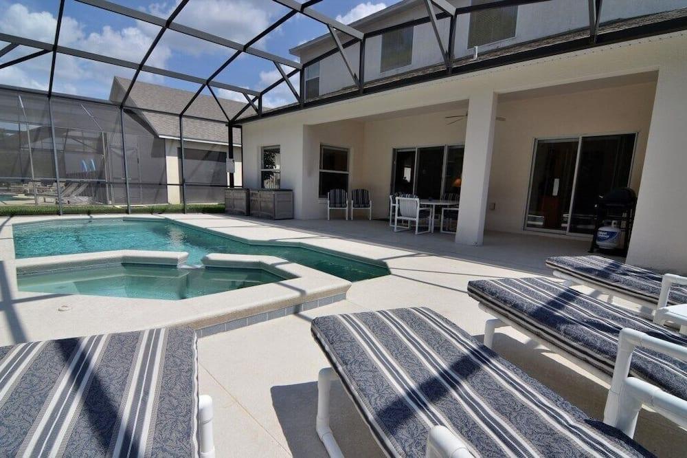 單棟房屋 (Serendipity Found | Heated Pool) - 泳池