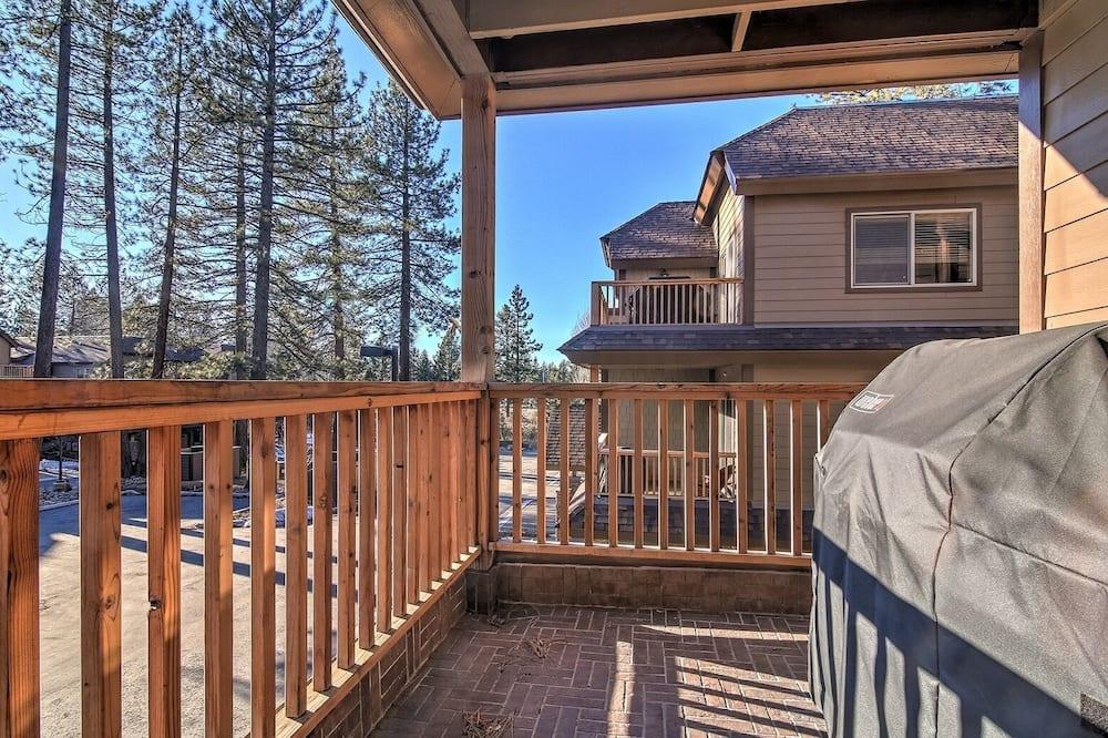Dom (Tahoe Woods Hideout | Short walk to L) - Balkon