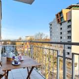 Apartment, 2 Bedrooms, Balcony - Balcony