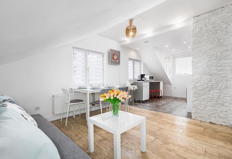 Apartments Slaska 62 by Renters, Swinoujscie, Apartment, 2 Bedrooms, Kitchen, Living Area