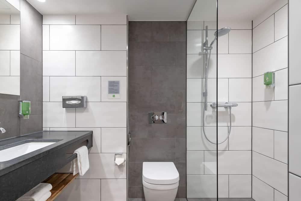 Comfort-herbergi fyrir tvo, tvö rúm - 2 einbreið rúm (Modern) - Baðherbergi