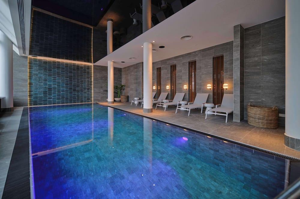 Apart Daire, 2 Yatak Odası - Kapalı Yüzme Havuzu