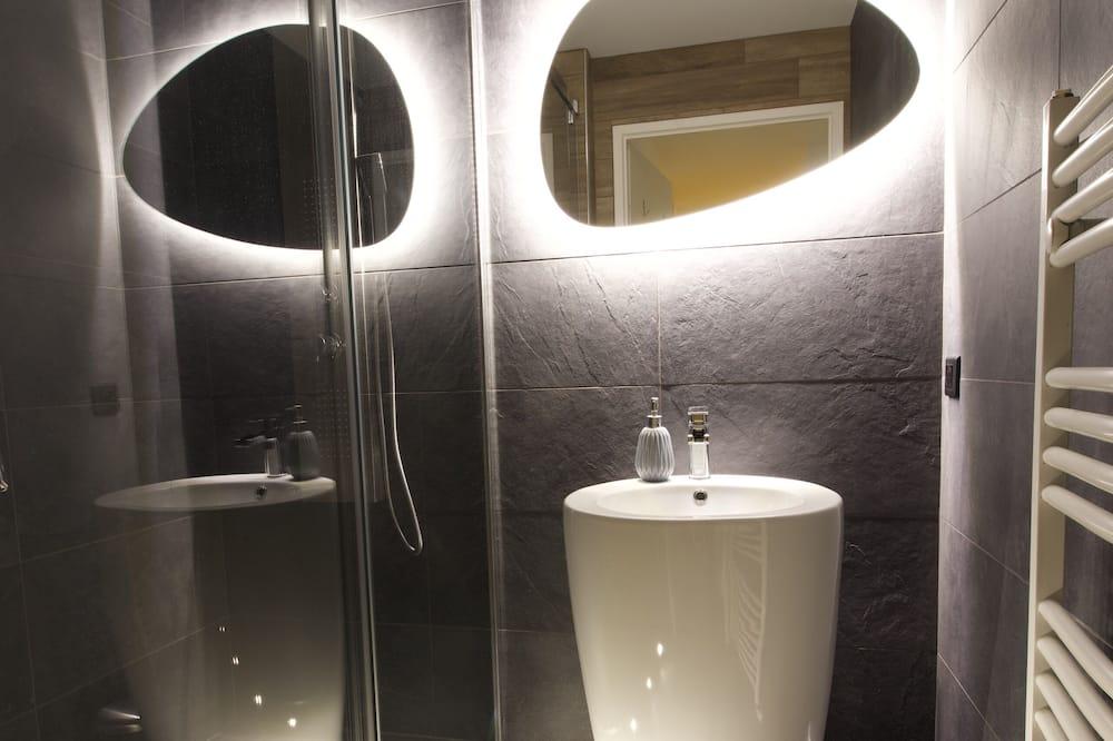 Deluxe Apartment, Ensuite, Garden View (Suite & spa 2) - Bathroom