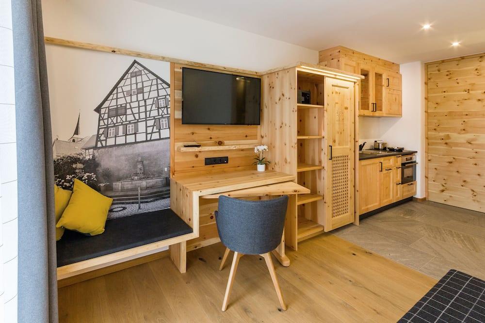 Класичні апартаменти - Житлова площа