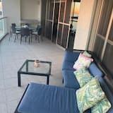 דירה, 3 חדרי שינה - מרפסת