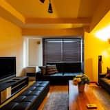 Dzīvokļnumurs, nesmēķētājiem - Dzīvojamā istaba