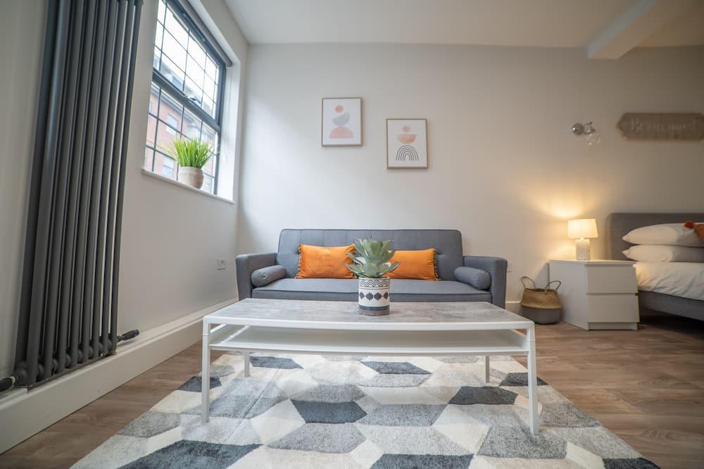 Štúdio typu Royal - Obývacie priestory