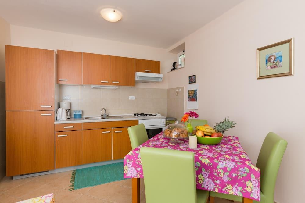 Departamento (Two Bedroom Apartment with Sea View) - Servicio de comidas en la habitación