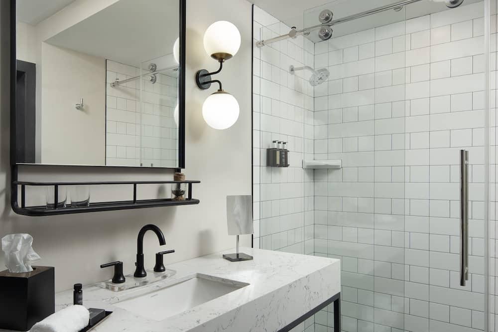 ห้องสวีท (Outfitter) - ห้องน้ำ