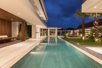 A(z) Villa NVL Canggu by Nagisa Bali hotel fényképe itt: Canggu