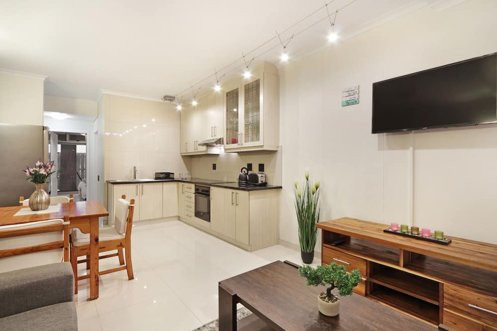 基本公寓 - 客廳
