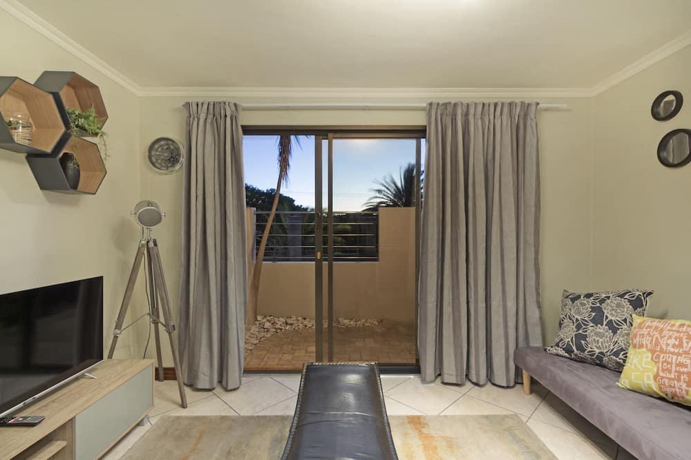Basic Apartment - Living Area