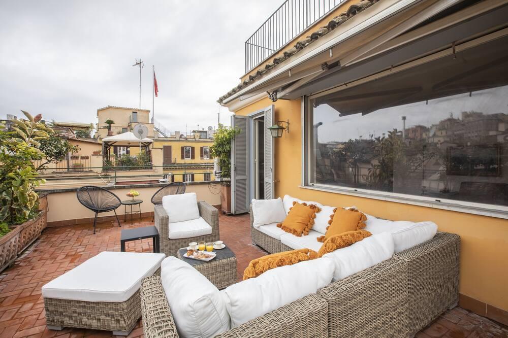 Apartman - Terasa/trijem