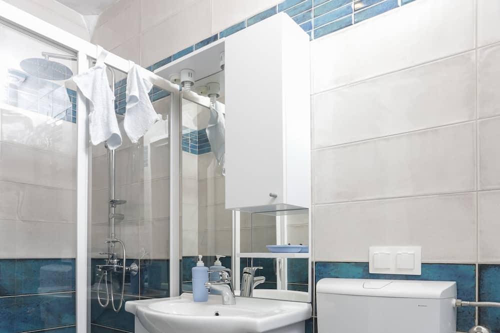 Appartement (One-Bedroom Apartment) - Badkamer