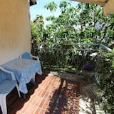 Apartment, 1 Double Bed, Smoking - Balcony