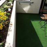 Studio, Multiple Beds, Balcony (incl. EUR 25 cleaning fee per stay) - Balcony