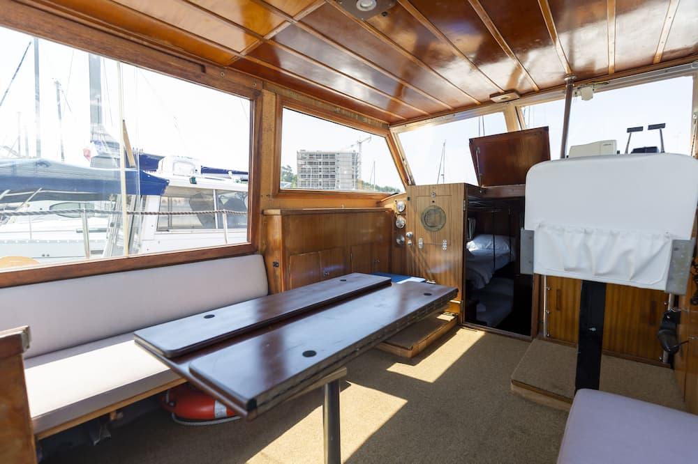 Mobile Unterkunft, 2Schlafzimmer (Chris Craft - Whillow) - Wohnbereich