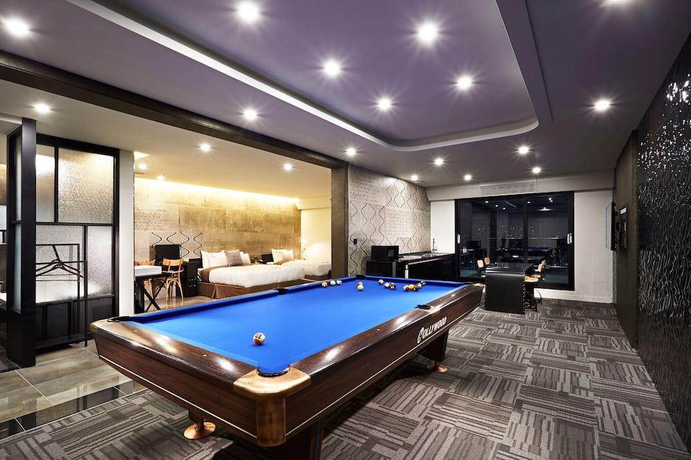Room (Billiard Suites) - Guest Room