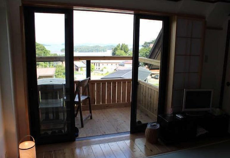 Petit Hotel Bistro Abalon, Matsushima, Balcony