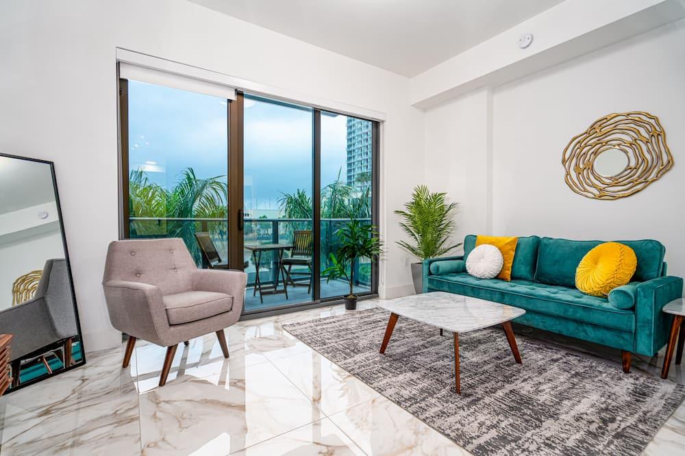 Luxury Studio - Living Area