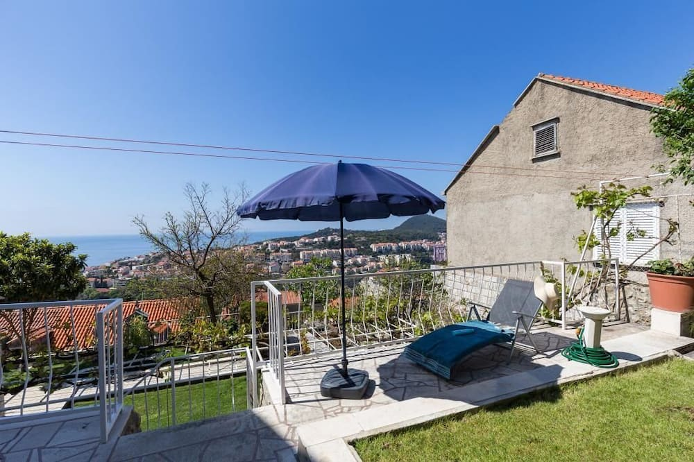 Dzīvokļnumurs (Apartment Milić - Two Bedroom Apartm) - Terase/iekšējais pagalms