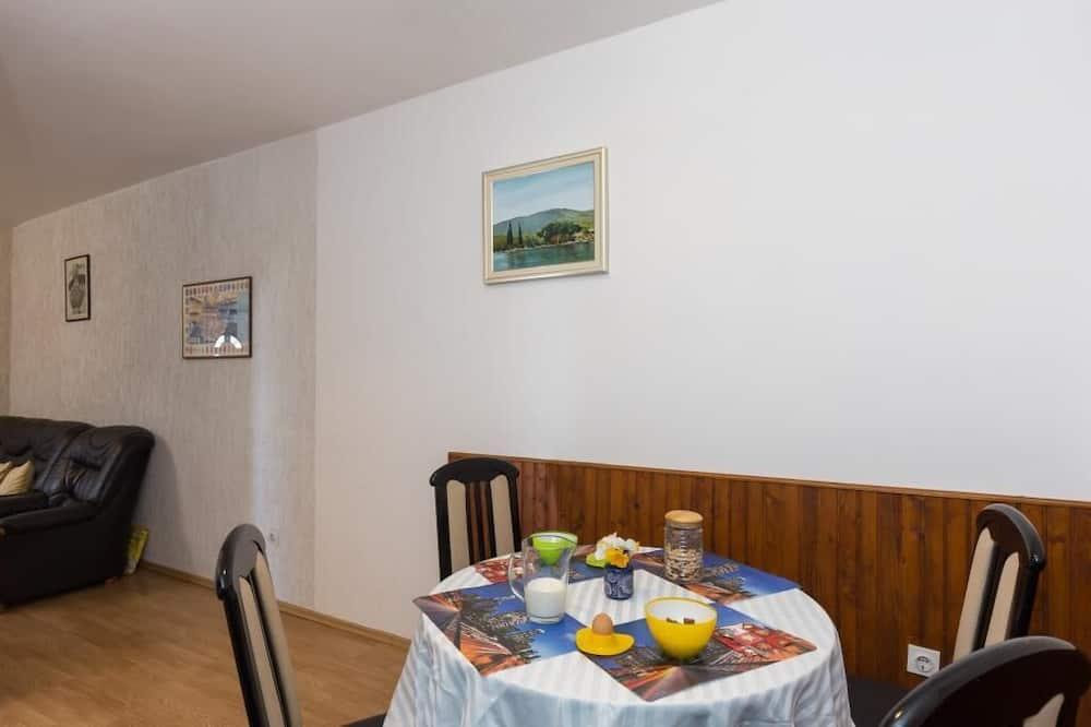 Dzīvokļnumurs (Apartment Milić - Two Bedroom Apartm) - Numura ēdamzona