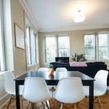 Departamento familiar, 2 habitaciones, para no fumadores, cocina - Habitación