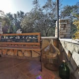House (One Bedroom Holiday Home) - Terrace/Patio