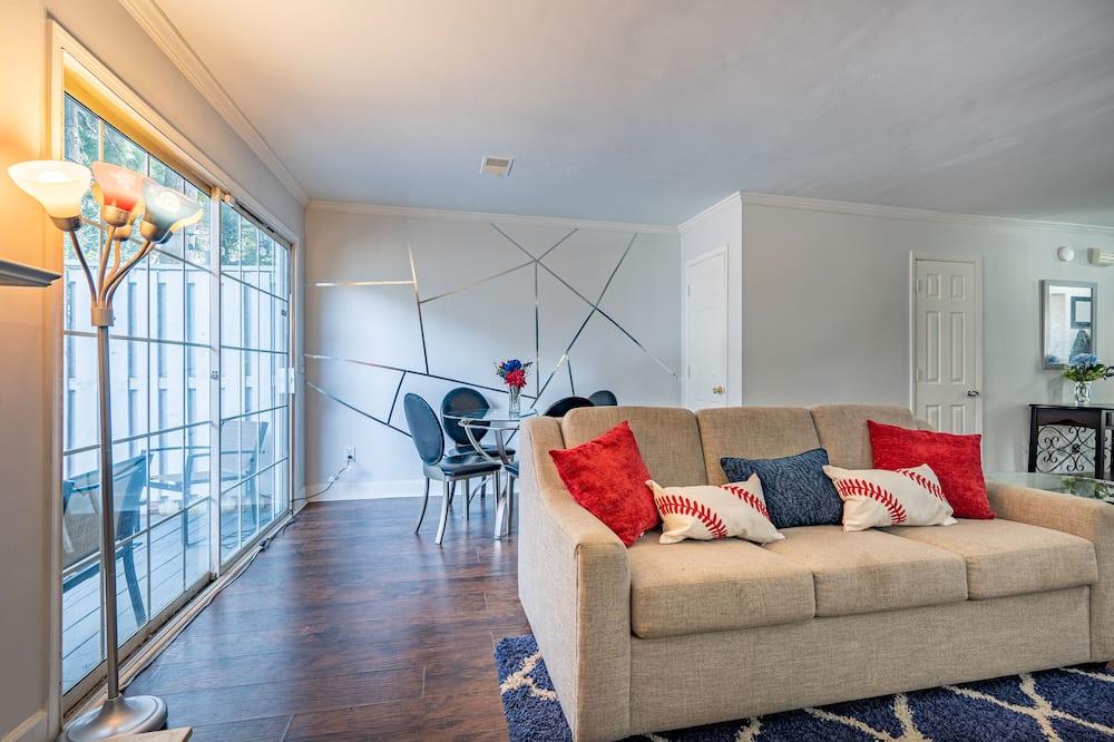 Luxury Σπίτι σε Συγκρότημα Κατοικιών - Καθιστικό
