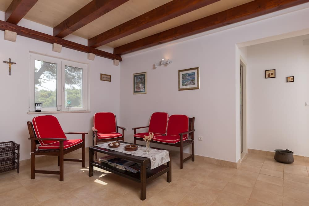 House (Three Bedroom Apartment - Terrace and) - Living Room
