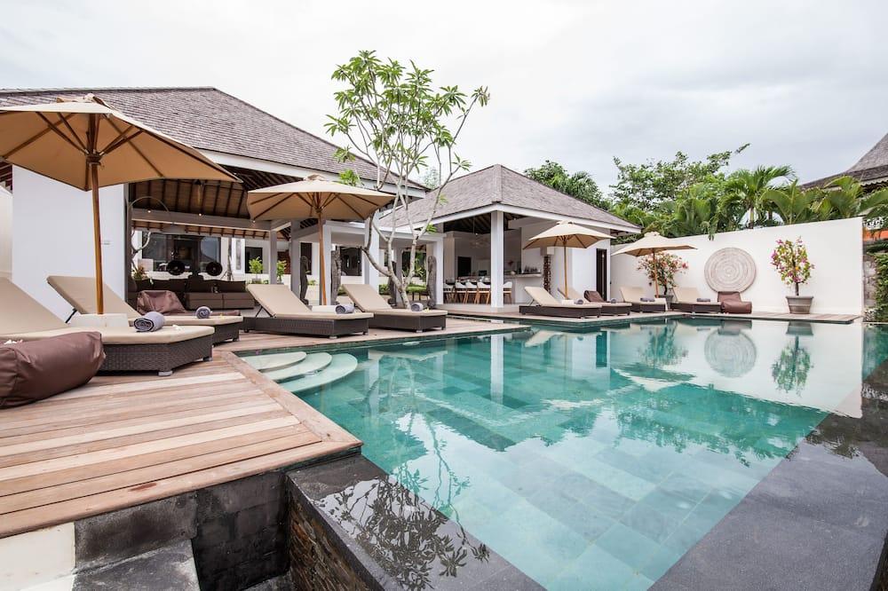 Villa, 6 Bedrooms - Private pool