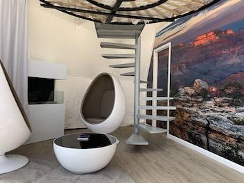 ภาพ Clear Sky Resorts – Grand Canyon – Luxury Sky Domes ใน วิลเลียมส์