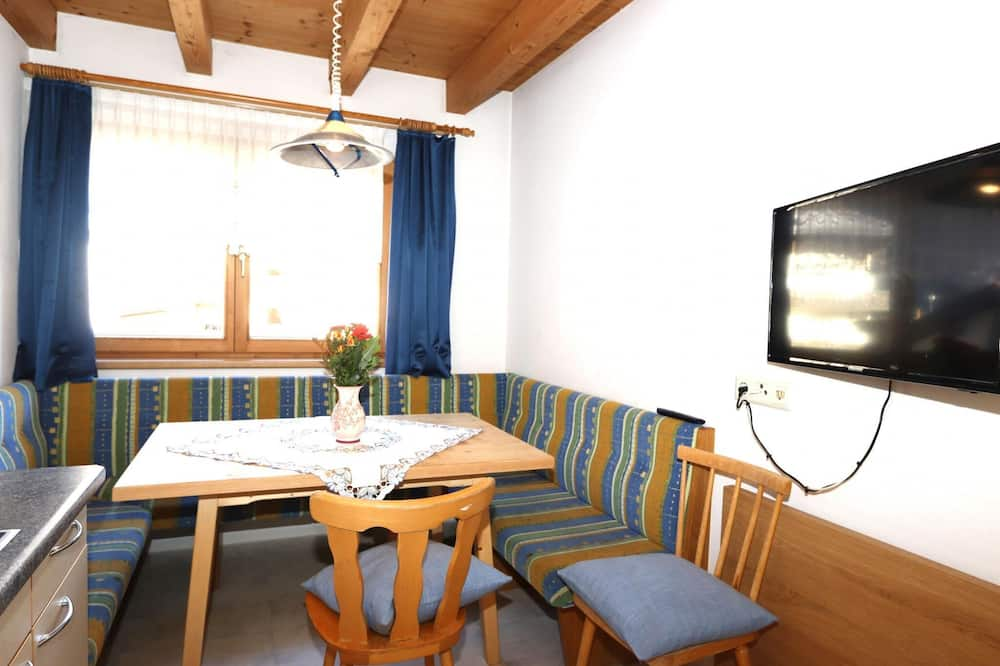 Apartment (2 Bedrooms) - In-Room Dining