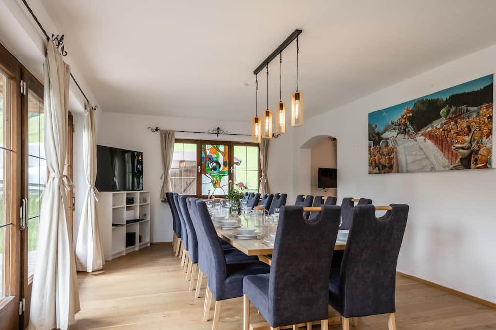 獨棟房屋 (5 Bedrooms) - 客房餐飲服務
